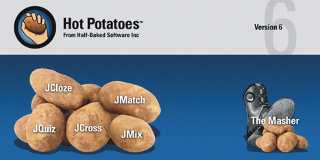 Entrada en el blog de la Comunidad UAM® TIC: Llegó Hot Potatoes a UAMVirtual | UAM B-learning | Scoop.it