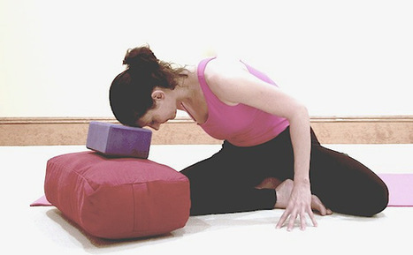 Flowing Restorative Yoga For Breast Cancer Physical Therapy | Breast Cancer Exercises | Scoop.it
