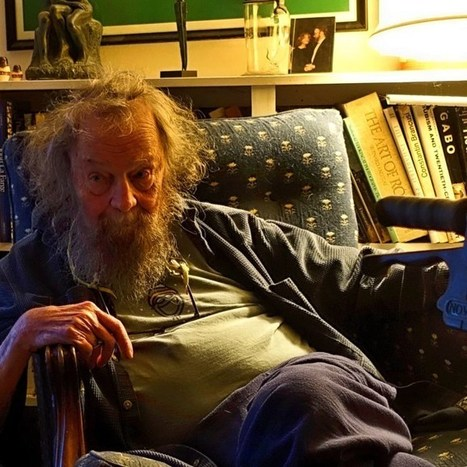 Donald Hall on Growing Old and Our Cultural Attitude Toward the Elderly | Creatively Aging | Scoop.it