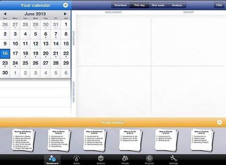 Beesy: Professional iPad Note-Taking and Task Management | iPad.AppStorm | iPads in Education | Scoop.it