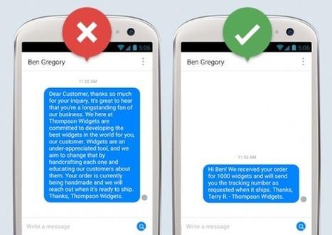 Facebook: comment utiliser les options de la fonctionnalité Messages? | Les Outils du Community Management | Scoop.it
