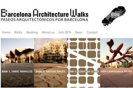 Barcelona Modernista » Barcelona Architecture Walks | Magazine Modernista | Scoop.it