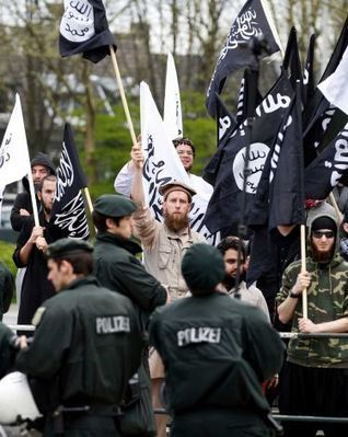 MFS - The Other News: Germany bans three ultra-conservative Salafist Islamic groups as anti-democratic. | EDL | Scoop.it