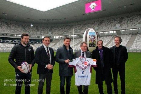 UBB et Matmut Atlantique signent un accord de partenariat | Bordeaux Gazette | Scoop.it