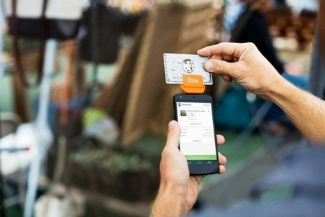 Etsy Gives Out a Credit Card Reader for Crafters - Businessweek | art biz | Scoop.it