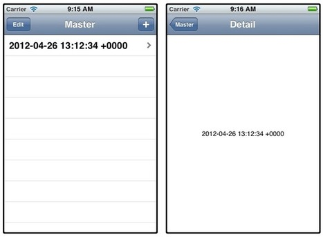 iCloud and UIDocument: Beyond the Basics. Part 1/4 | Ray Wenderlich | Mobile Technology | Scoop.it