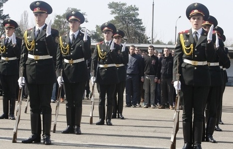 Ukraine: Moscou irrité par la présence de soldats américains venus former la Garde ukrainienne | SAUVER LA FRANCE | Scoop.it