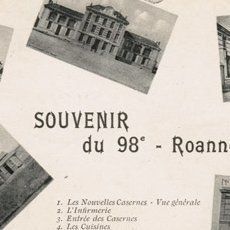 Souvenirs des régiments - LoireGenWeb | GenealoNet | Scoop.it