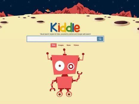 Kiddle, un buscador infantil   Con lápiz y teclas   Scoop.it
