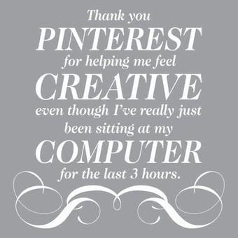 5 façons d'utiliser Pinterest autrement | Social Media Curation par Mon Habitat Web | Scoop.it