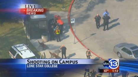 Multiple People Shot, 2 Suspects Detained After Texas College Shooting | READ WHAT I READ | Scoop.it