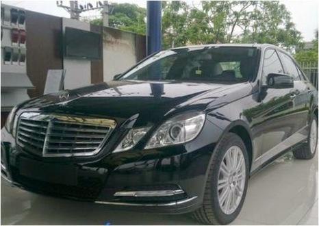 Cho thuê xe Mercedes E300 | Dịch vụ Vas | Scoop.it