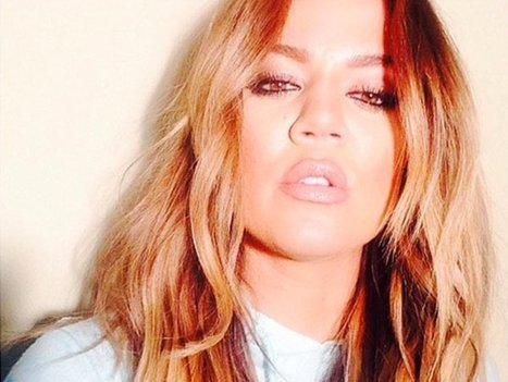 Khloe Kardashian's Natural Makeup — Hot Look For Photo Shoot - Hollywood Life | Makeup | Scoop.it