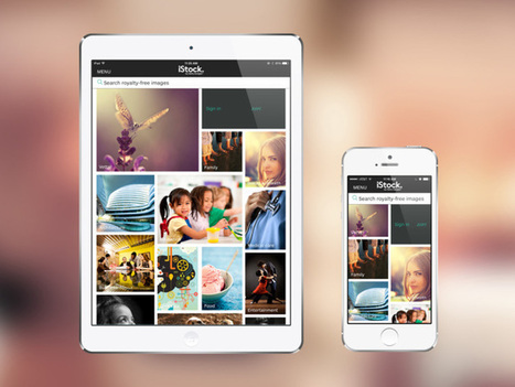 Getty Images And iStock iOS Apps Get A Big Overhaul And The New Embed ... - TechCrunch | Edtech PK-12 | Scoop.it