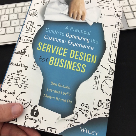 Book Review: Service Design for Business (2015) | Experience Design at Hello Erik | Desenho de Serviços | Scoop.it