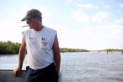 Texas' Matagorda Bay suffering from drought, water use - Dallas Morning News | All Things Texas | Scoop.it