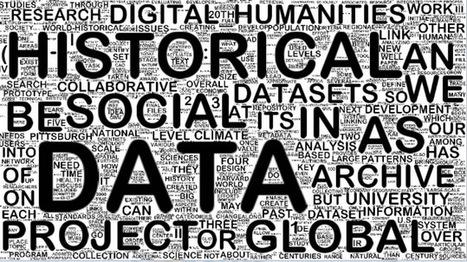 Big Data y humanidades digitales: de la computación social a los retos de la cultura conectada | Artículo | CCCB LAB | Humanidades digitales | Scoop.it
