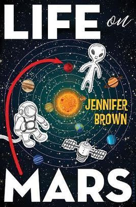 LIFE ON MARS by Jennifer Brown | New Books in the LMC Fall 2014 | Scoop.it