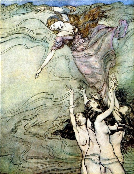 Arthur Rackham Blog Art Nu | The Blog's Revue by OlivierSC | Scoop.it