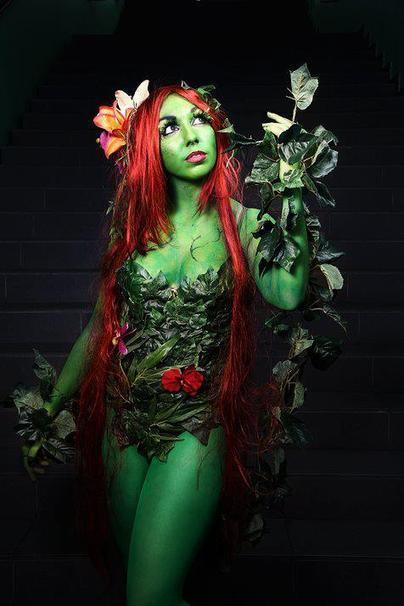 [Cosplay Girl] Mettez-vous au vert avec Poison « EMC » Ivy | Toulouse networks | Scoop.it