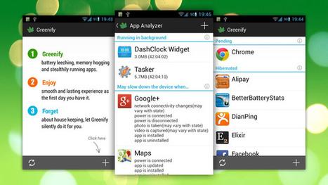 Greenify 2.4 | permite autohibernar aplicaciones sin necesidad de ser root [Android] | MLKtoSCL | Scoop.it