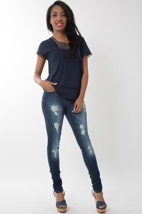 Dmoz.fr | Annuaire et Répertoire Articles » Le jean skinny : à adopter pour vos soirées d'été | Le denim, un état d'esprit chez Uncle Jeans | Scoop.it