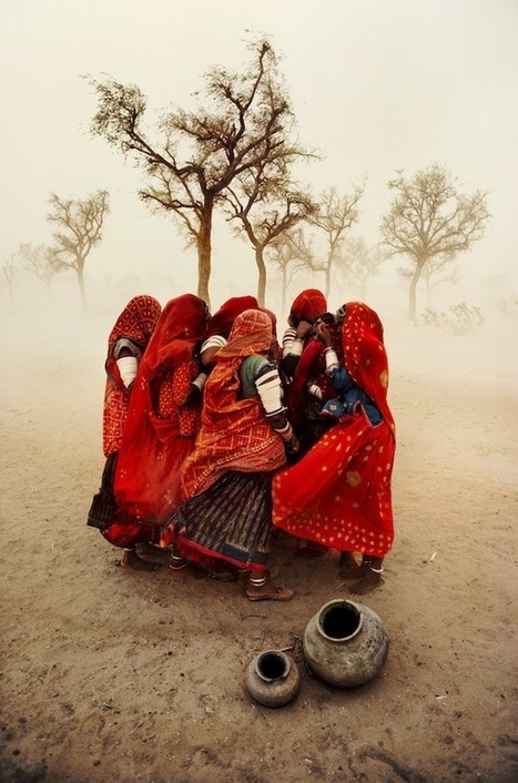 Steve McCurry's Most Beautiful and Powerful Photo Stories | Culture and Fun - Art | Scoop.it