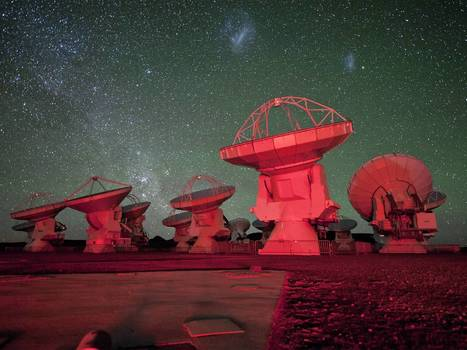 Meet Alma, the alien hunting telescope that can see 12 billion years into the past | UFO Matrix Magazine | Scoop.it