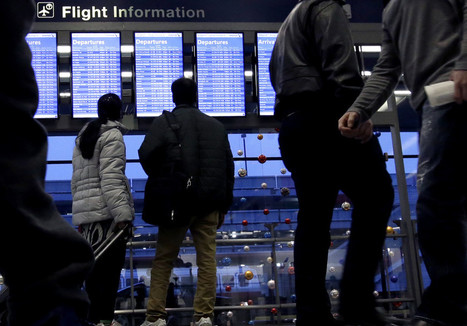 Election Malaise and Global Uncertainty Will Hurt U.S. Business Travel Spending | MCIntl Market Pulse | Scoop.it