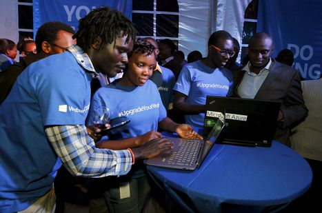The number of tech hubs across Africa has more than doubled in less than a year | Afrika | Scoop.it