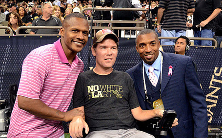 Atlanta radio station fires hosts for skit mocking Steve Gleason | #ALSAWARENESS #PARKINSONS | Scoop.it