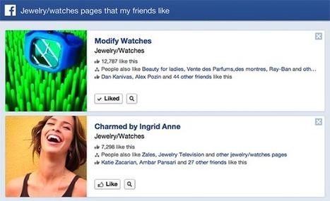 Facebook Announces Graph Search - AllFacebook | Tout sur Facebook et les pages facebook | Scoop.it