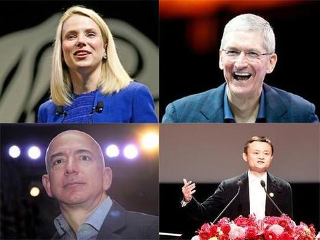 Leadership advice from the most influential tech CEOs - Leadership advice from the most influential tech CEOs - The Economic Times | Australia India Investments | Scoop.it