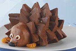 Hedgehog Cake Recipe | Hedgehogs | Scoop.it