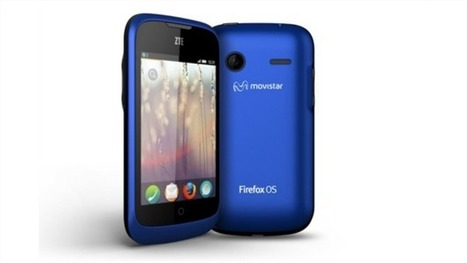 ZTE unveils world's first Firefox OS-based smartphone | Little things about tech | Scoop.it