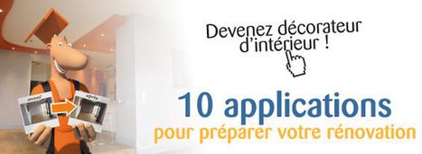 10 applications graphiques et 3D pour préparer votre rénovation | Tendances Carrelage | Scoop.it
