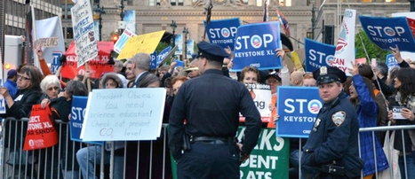 New Yorkers Tell Obama: No Keystone XL, Yes Renewables   EcoWatch   Scoop.it