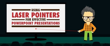 Using Laser Pointers for Effective PowerPoint Presentations | Digital Presentations in Education | Scoop.it