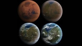 DARPA Aiming to Terraform Mars With Genetically Modified Organisms | leapmind | Scoop.it
