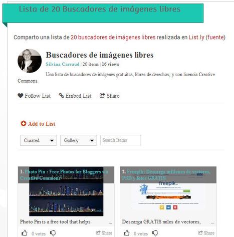 Lista de 20 Buscadores de imágenes libres | Sobre Marketing Online y cómo crecer en Internet | Scoop.it