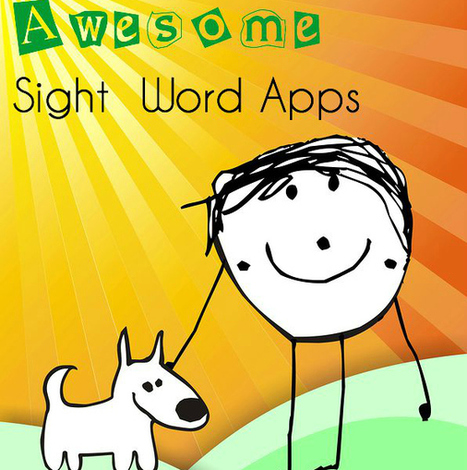 24 Literacy Learning Apps for Kids   SCIENCE-ENGLISH CLASSROOM   Scoop.it