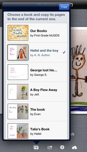 Creating a Classroom eBook with BookCreator | iPads Pre-school - Year 2 | Scoop.it