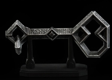 The Hobbit and Ender's Game are making 3D printing Hollywood's smartest new marketing tool - VentureBeat | 'The Hobbit' Film | Scoop.it