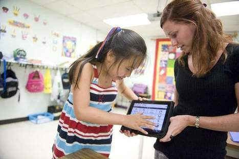 Special tool for special needs - Cherry Hill Courier Post   iTeach Special Education   Scoop.it