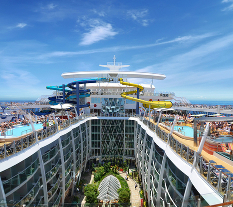New Cruise Ships Hitting the Seas in 2016|Cruise Critic | Travel Tips & Deals | Scoop.it