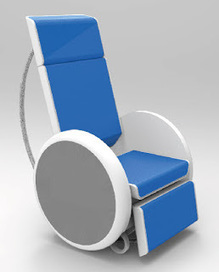 Beable Blog: Silla de ruedas multiposicional | Discapacidad y tecnología | Scoop.it
