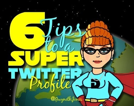 The Daring Librarian: 6 Tips to a Super Twitter Profile | 21st C Learning | Scoop.it
