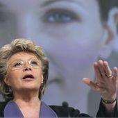 Données personnelles : Viviane Reding critique l'accord avec les Etats-Unis | eprivacy | Scoop.it