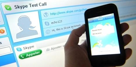 Skype bientôt mis sur écoute ? Le discret amendement de la loi Macron... | Social Media, etc. | Scoop.it