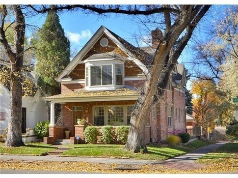The best homes for sale in Cherry Creek attract many residents of Denver | cherry creek homes for sale | Scoop.it